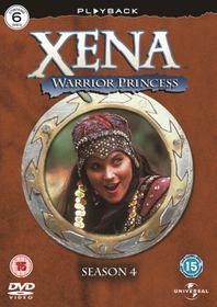 Xena: Warrior Princess Season 4 (DVD)