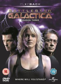 Battlestar Galactica: Season 3 - (Import DVD)