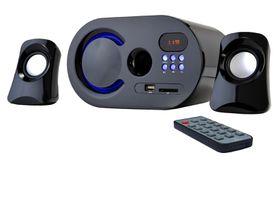 Telefunken TBTS-X5 2.1 Bluetooth Speaker System With FM Radio