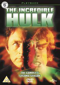 Incredible Hulk - Series 2 - (Import DVD)