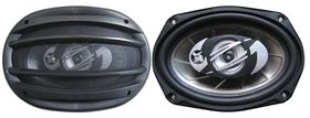 Telefunken TCS-6962 500W 3 Way 6x9 Car Speakers