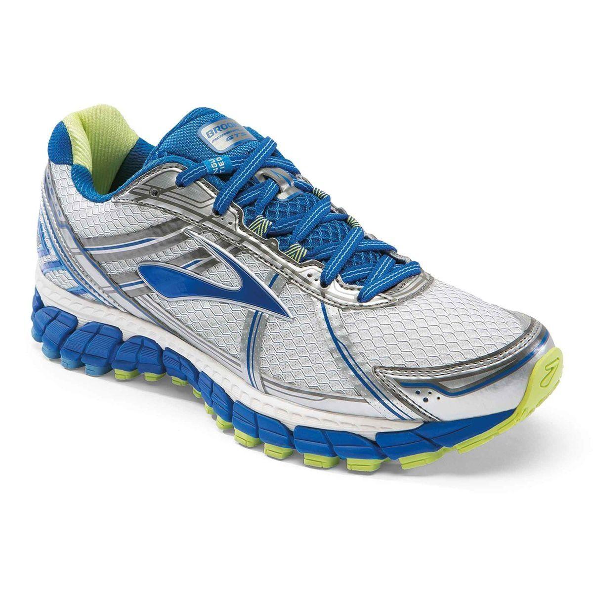 Running Men Brooks Adrenaline GTS 15 Running Shoes Blue Beat