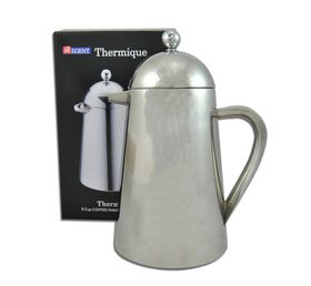 Regent - Coffee Maker Double Wall Stainless Steel Thermique - 800ml