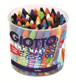 Giotto Cera Maxi 60 (5x12) Wax Crayons