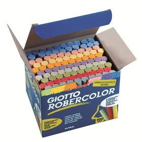 Giotto Robercolor 100 (10x10) Colour Chalk