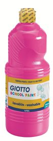 Giotto School Paint 1000ml - Magenta