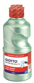 Giotto Pearl Paint 250ml - Light Green