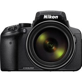 Nikon P900 Ultra Zoom Digital Camera Black