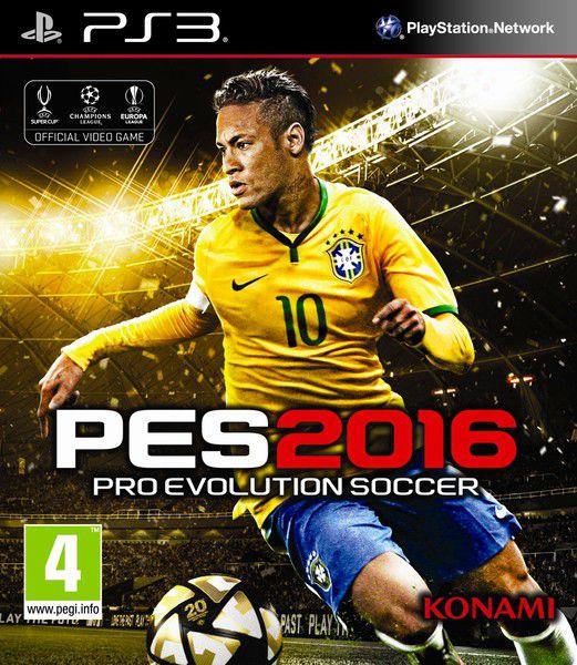 نتیجه تصویری برای Pro Evolution Soccer 2016 برای PS3