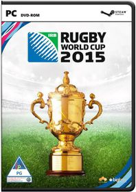 Rugby World Cup 2015 (PC DVD)
