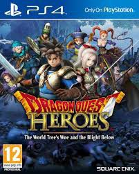 Dragon Quest Heroes: The World Three's Woe And The Bright Below (PS4)