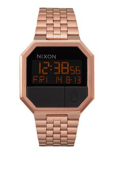 Nixon Re Run All Rose Mens Watch - A158897