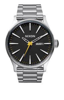 Nixon Sentry SS Grand Prix Mens Watch - A3561227
