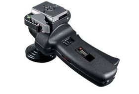 Manfrotto 322RC2 Horizontal Grip Action Ball Head Black