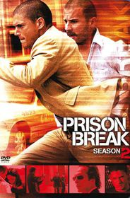 Prison Break Season 2 (DVD)