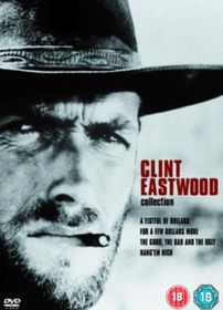 Clint Eastwood Westerns Boxset - (parallel import)