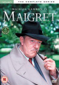 Maigret-Complete Series - (Import DVD)