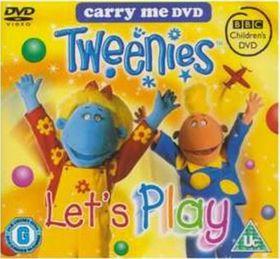 Carry Me Tweenies: Let's Play (DVD)