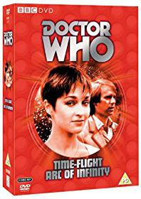 Dr Who - Time-Flight / Arc of Infinity - (Import DVD)