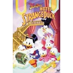 Ducktales : Vol. 4 : Hotel Strange Duck (DVD)