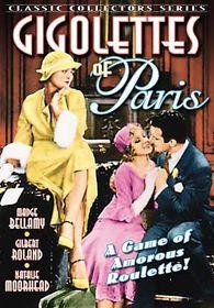 Gigolettes of Paris - (Region 1 Import DVD)