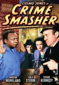 Cosmo Jones in Crime Smasher - (Region 1 Import DVD)