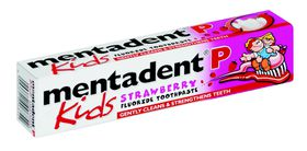 Mentadent P Toothpaste Kids Strawberry - 50ml