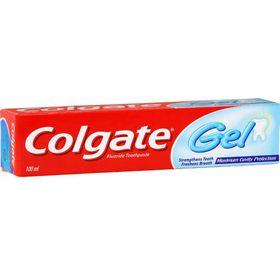 Colgate Toothpaste Gel - 100ml