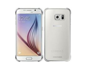 Samsung Galaxy S6 Clear Protective - Silver