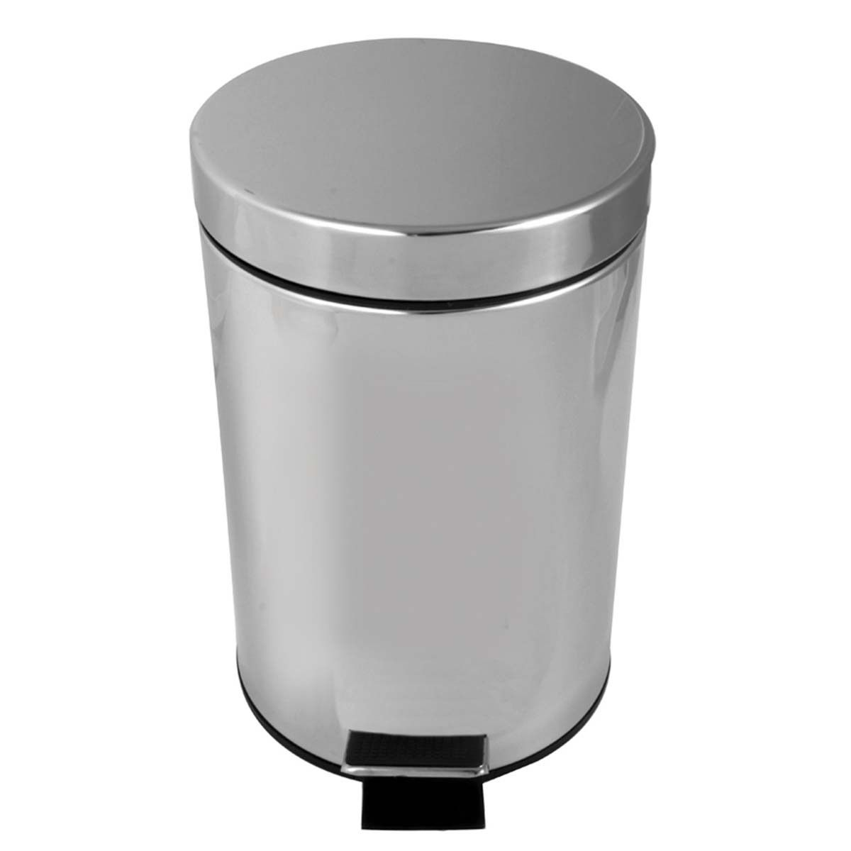 wildberry - stainless steel pedal bin - 3 litre - abs6100 | buy