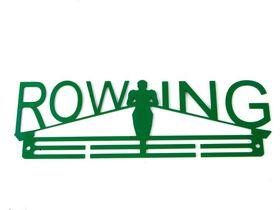 TrendyShop Rowing Medal Hanger - Green
