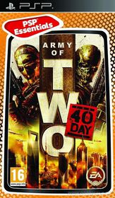 Army Of Two: The 40th Day (Essentials) (PSP)