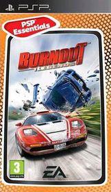 Burnout Legends (Essentials) (PSP)