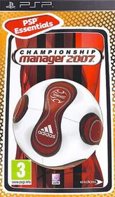 Championship Manager 2007 (Essentials) (PSP)