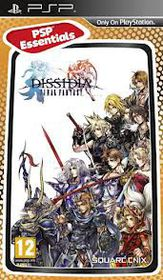 Dissidia Final Fantasy (Essentials) (PSP)