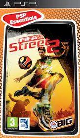 FIFA Street 2 (Essentials) (PSP)