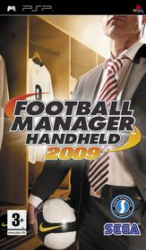 Football Manager Handheld 09 (PSP)