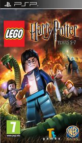 Lego Harry Potter Years 5 - 7 (PSP)