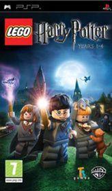 Lego: Harry Potter Years 1-4 (PSP)