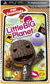 LittleBigPlanet (Essentials) (PSP)