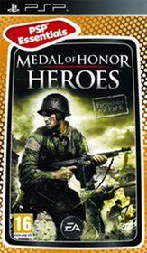 Medal Of Honour: Heroes (Essentials) (PSP)