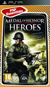 Medal Of Honour: Heroes (Essentials) (PSP)
