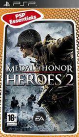 Medal Of Honour: Heroes 2 (PEGI) (Essentials) (PSP)