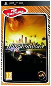 Need For Speed Undercover (Essentials) (PSP)
