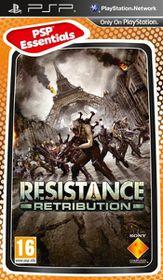 Resistance Retribution (Essential) (PSP)