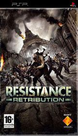 Resistance Retribution (PSP)