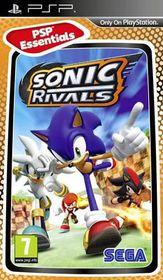 Sonic Rivals (Essentials) (PSP)