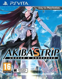Akiba's Trip: Undead & Undressed (PS Vita)