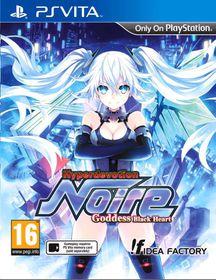 Hyperdevotion Noire: Goddess Black Heart UK (PS Vita)