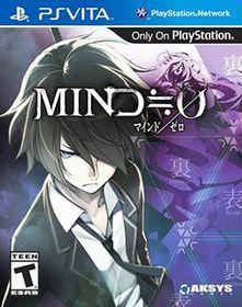 Mind 0 (Zero) (PS Vita)